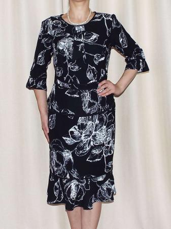 Costum dama elegant din doua piese - Aurelia Negru [0]