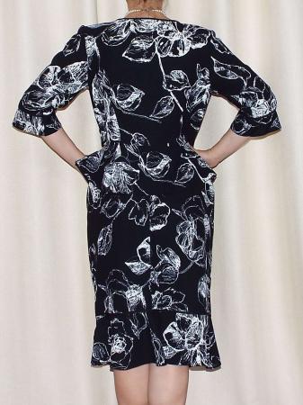 Costum dama elegant din doua piese - Aurelia Negru [2]