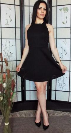 Rochie dama neagra1