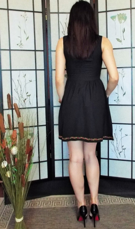 Rochie dama- Rustic Chic1