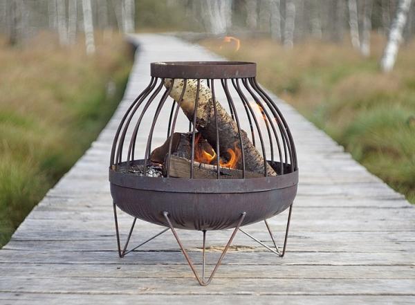 Fire Pit Nida 6