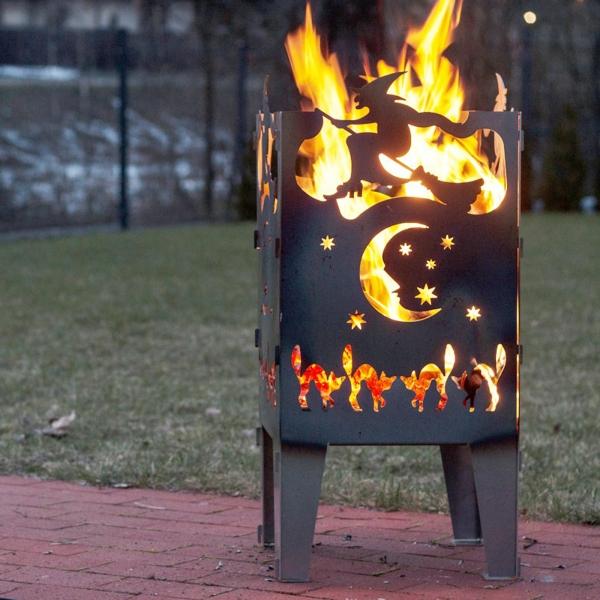 Fire Basket Vrăjitoare 0