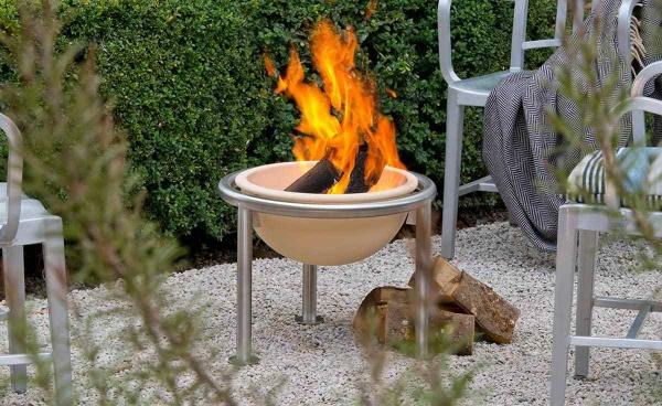 Fire Pit Ceramic Fire Friend 1