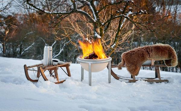 Fire Pit Ceramic Fire Friend 3