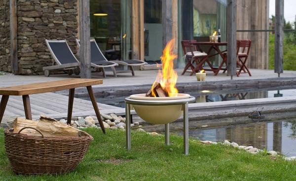 Fire Pit Ceramic Fire Friend 2