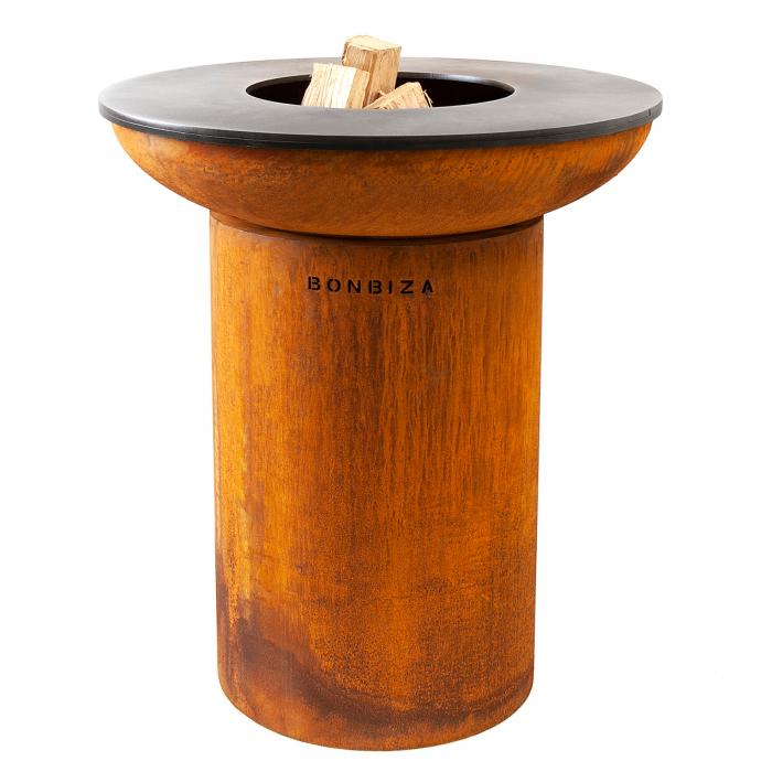 Grătar cu plită BonBiza 1