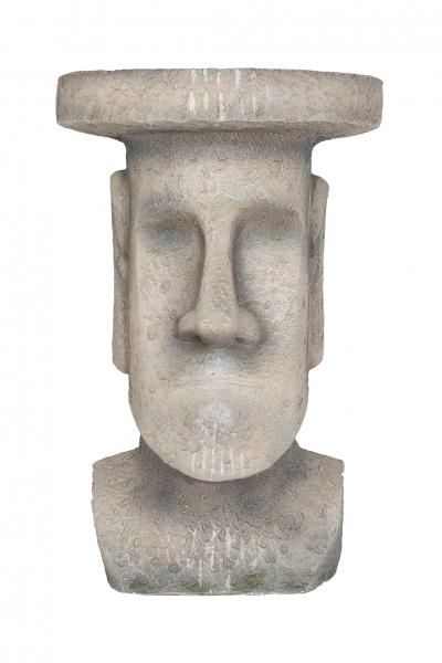 Măsuță de grădină Moai, H52 x D34 cm 1