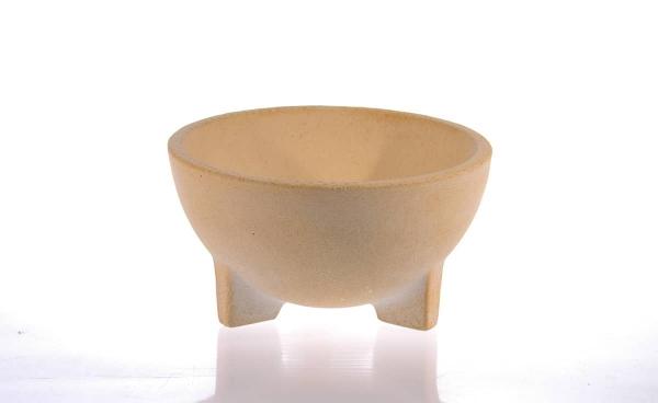 Mini bol ceramic pentru foc 3