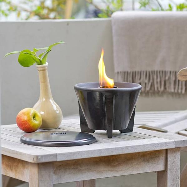 Sfesnic ceramic exterior CeraLava® Denk - Fire Deco 0