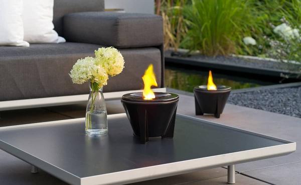 Sfesnic ceramic exterior CeraLava® Denk - Fire Deco 1
