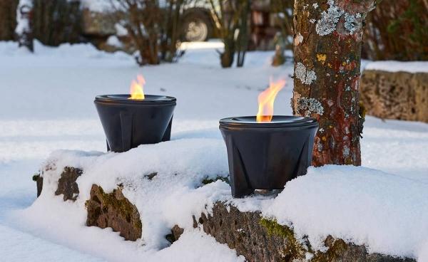 Sfesnic ceramic exterior CeraLava® Denk - Fire Deco 2