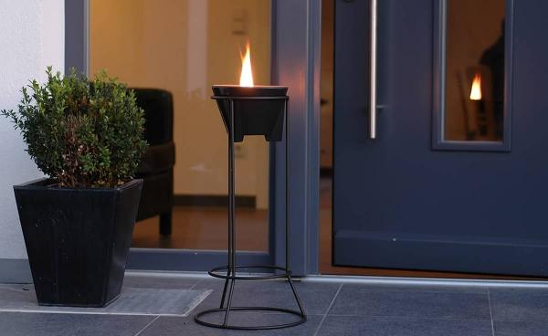 Sfesnic ceramic exterior CeraLava® Denk - Fire Deco 4