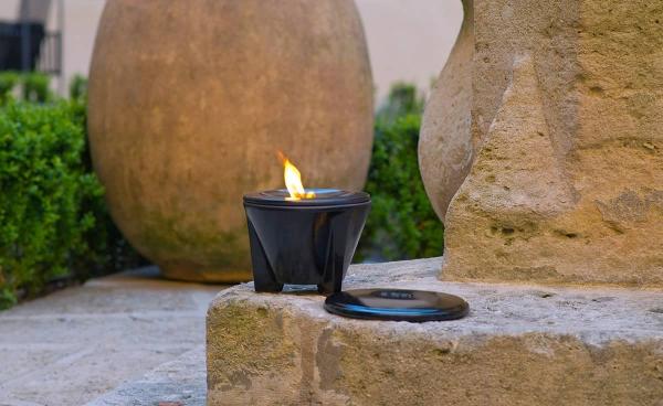 Sfesnic ceramic exterior CeraLava® Denk - Fire Deco 3