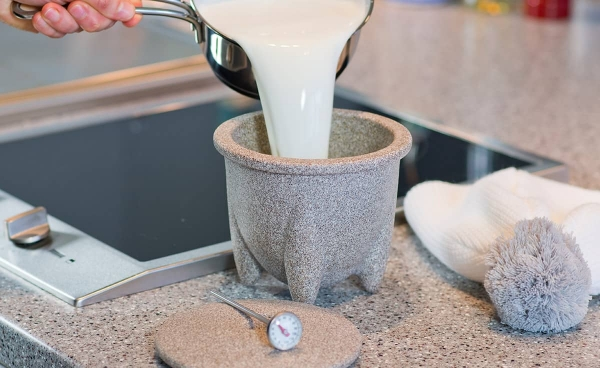 Vas ceramic Granicium® pentru preparat iaurt 1
