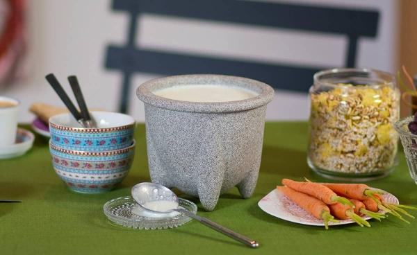 Vas ceramic Granicium® pentru preparat iaurt 4
