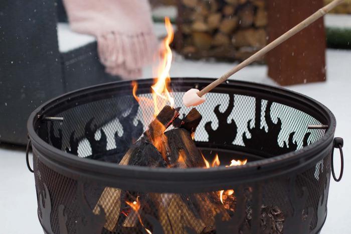 Vatra de foc Blazer [3]