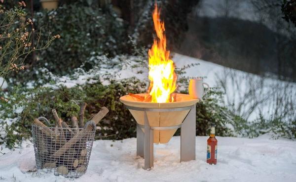 Vatra de foc Fire Memory - Denk 3