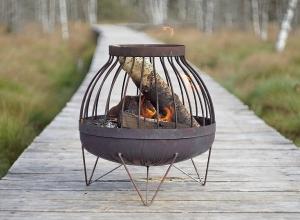 Fire Pit Nida, D45 cm6