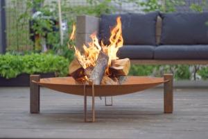Fire Pit Alna, D80 cm3
