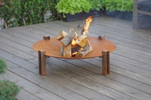 Fire Pit Alna, D80 cm4