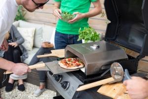Cuptor pentru pizza Barbecue2