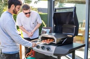 Cuptor pentru pizza Barbecue3