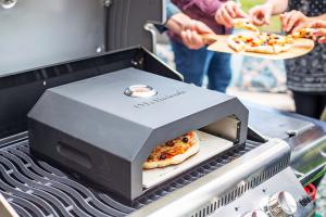 Cuptor portabil pentru pizza [3]