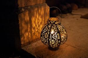 Felinar Morocco, H26 x D21 cm4