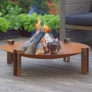 Fire Pit Alna, D80 cm0