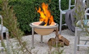 Fire Pit ceramic Fire Friend, D49 cm1