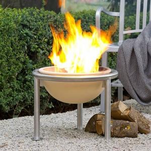 Fire Pit ceramic Fire Friend, D49 cm0