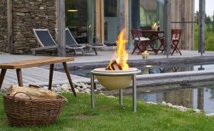 Fire Pit ceramic Fire Friend, D49 cm2