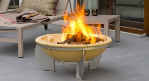 Fire Pit ceramic Feurio, D65 cm1