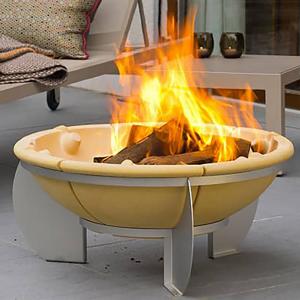 Fire Pit ceramic Feurio, D65 cm0