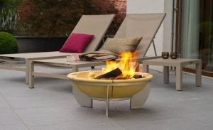 Fire Pit ceramic Feurio, D65 cm2
