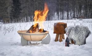 Fire Pit ceramic Feurio, D65 cm4