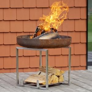 Fire Pit Nagliai, D63 cm0