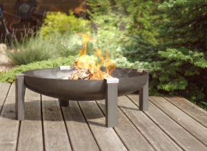 Fire Pit Tilsit - King Size, D95 cm3