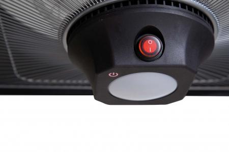 Încălzitor terasă infraroșu cu halogen SunRed Spica [8]