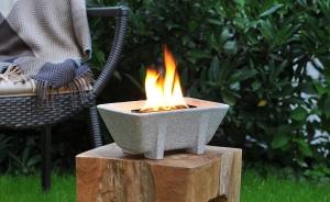 Sfeșnic ceramic exterior GRANICIUM® XL2