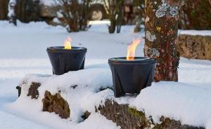 Sfeșnic ceramic exterior CERALAVA®2