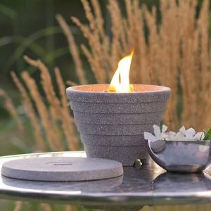 Sfeșnic ceramic exterior GRANICIUM®0