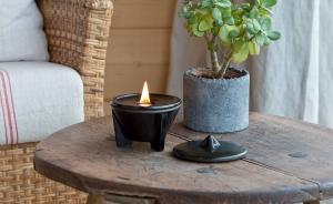 Sfeșnic ceramic interior CERALAVA®2