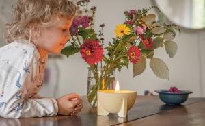 Sfeșnic ceramic interior CERANATUR®1