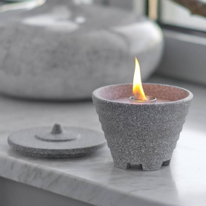 Sfeșnic ceramic interior GRANICIUM®0