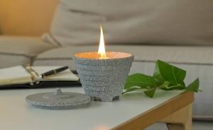 Sfeșnic ceramic interior GRANICIUM®2
