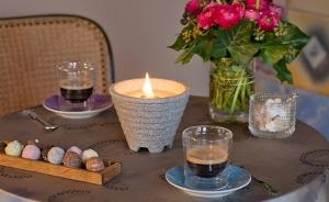 Sfeșnic ceramic interior GRANICIUM®3