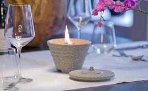 Sfeșnic ceramic interior GRANICIUM®1