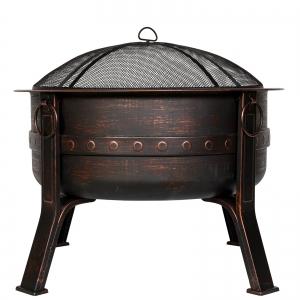 Fire Pit Brava, D80 cm0