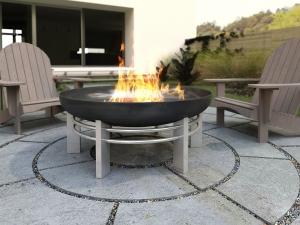 Fire Pit Jura, D79 cm3